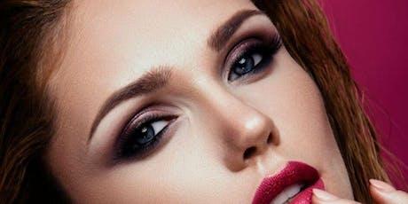 Makeup: Cut-Crease Eyes Beauty Event tickets