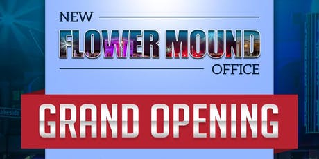 JP and Associates REALTORS  Flower Mound Grand Opening tickets
