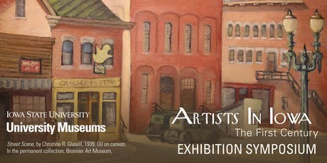 Artists in Iowa: The First Century Exhibition Seminar tickets