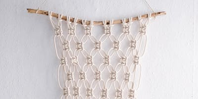 Macrame 101 | Adults