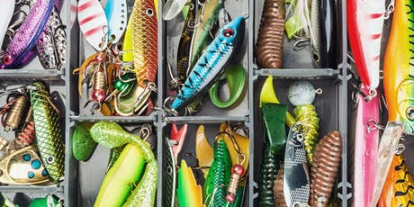 Great Catch: Lure Decorating with DICK'S Sporting Goods tickets