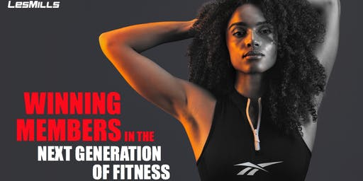 WINNING MEMBERS IN THE NEXT GENERATION OF FITNESS - NORTH WALES