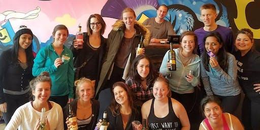 Rise & Wine Yoga