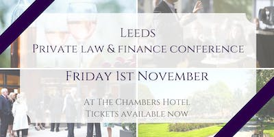 Leeds Private Law & Finance Conference