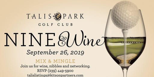 Talis Park's Nine & Wine Mix & Mingle