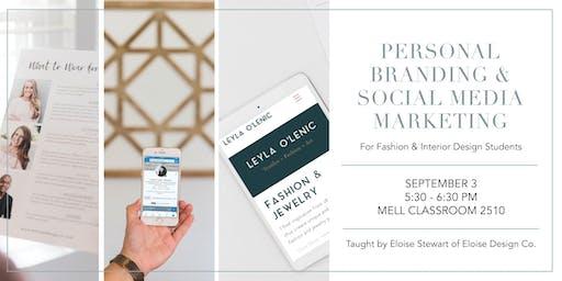 Personal Branding & Social Media Marketing