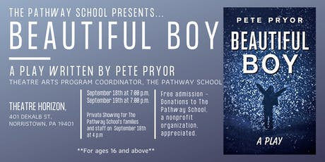 Beautiful Boy - Pathway Staff and Families tickets