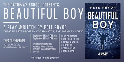 Beautiful Boy - Pathway Staff and Families