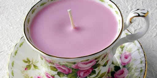 Tea Cup Candles | Adults