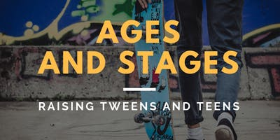 Pulaski Co: Ages and Stages - Raising Tweens and Teens