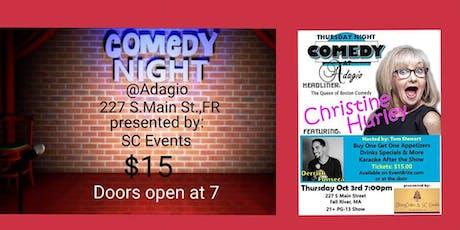 Comedy Night @Adagio tickets