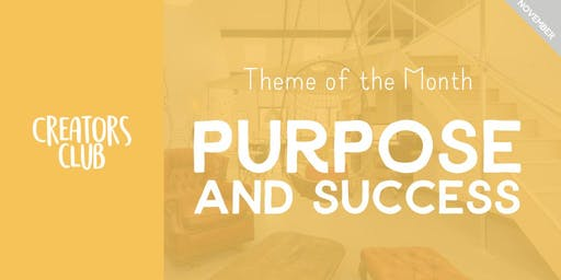Creators Club in Birmingham | Purpose & Success
