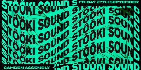 Stooki Sound tickets