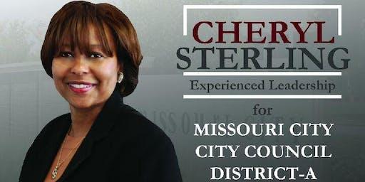 Dr. Cheryl Sterling Campaign Kickoff (Meet & Greet)