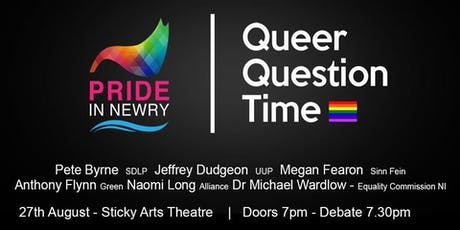 Queer Question Time - The Pride In Newry Edition tickets