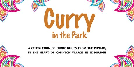 Curry in the Park - Colinton, Edinburgh tickets