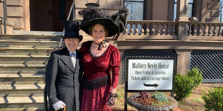 Top Hat Tour at Mallory-Neely House tickets