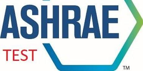Souper ASHRAE Québec: TEST 1 billets