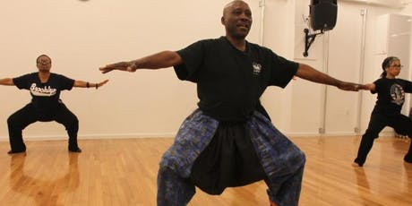 Traditional Haitian Dance – Body Conversations, Undulations and Accents tickets