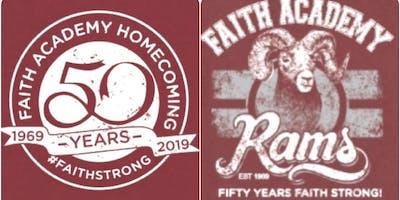 Faith Academy Middle School Homecoming Dance 2019