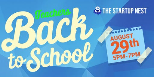 Baltimore City Teachers Back to School Bash