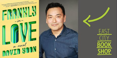 David Yoon, Frankly In Love tickets