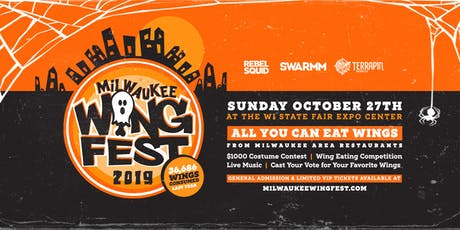 9th Annual Milwaukee WingFest tickets