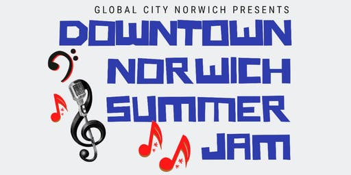 Downtown Norwich Summer Jam