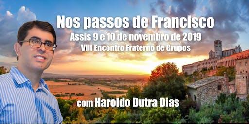 NOS PASSOS DE FRANCISCO