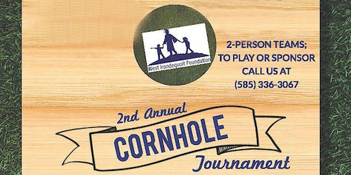 2nd Annual Cornhole Tournament - West Irondequoit Foundation