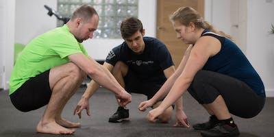 Move Better, Live Better Workshops - Exeter