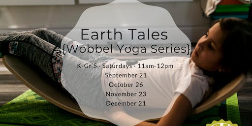 Wobbel Yoga Story Series