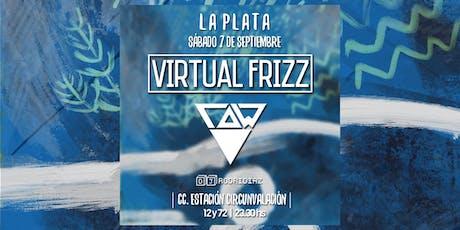 VIRTUAL FRIZZ + MOL | CC. EST. CIRCUNVALACIÓN - LA PLATA entradas