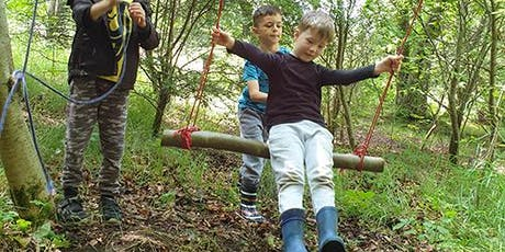 Kids Gone Wild - Little Boots: Woodland Play Gym tickets