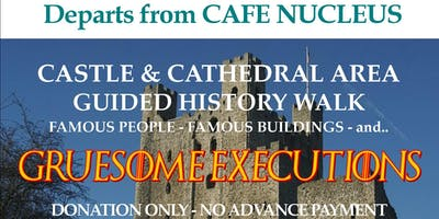 DISCOVER ROCHESTERS CASTLE & CATHEDRAL PRECINCT