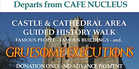 DISCOVER ROCHESTERS CASTLE & CATHEDRAL PRECINCT -  tickets