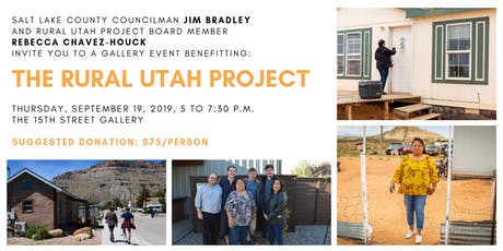 The Rural Utah Project Gallery Benefit tickets