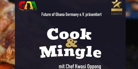 Cook&Mingle - Learn How to Cook Ghanaian Jollof Rice Tickets