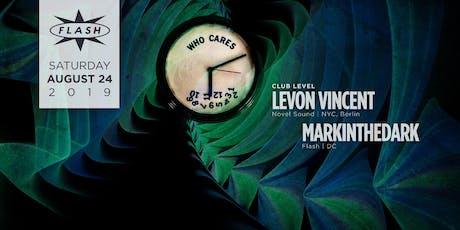 Levon Vincent - markinthedark tickets