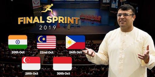 Final Sprint 2019 (Manila)