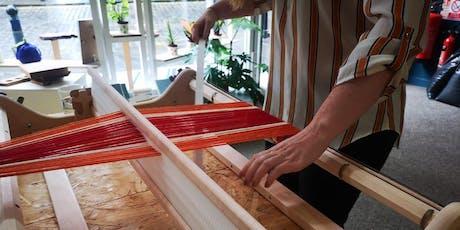 Weaving Demonstration tickets
