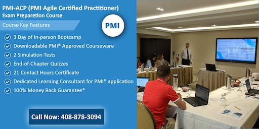 PMI-ACP (PMI Agile Certified Practitioner) Training In Calgary, AB