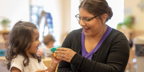 Brand New Center Opening! Hiring Child Care Teachers and Assistant Teachers tickets