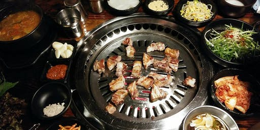 2nd NDCLA Foodie Event: Korean BBQ