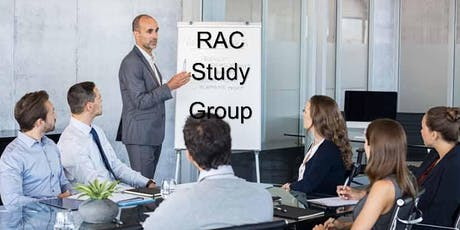 RAC Exam Study Group - US Regulations tickets