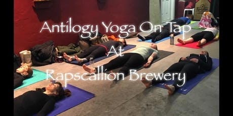 Yoga & Beer at Rapscallion Brewery tickets