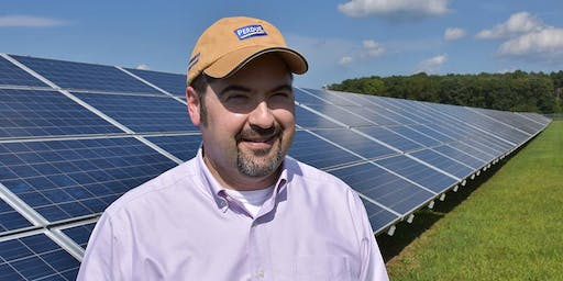 Sustainability Showcase: Steve Levitsky