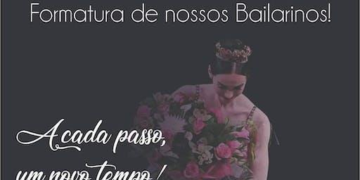 Formatura 2019  -  Patricia Spadaccia Núcleo de Dança