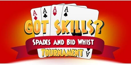 Bid Whist & Spades Tournament tickets