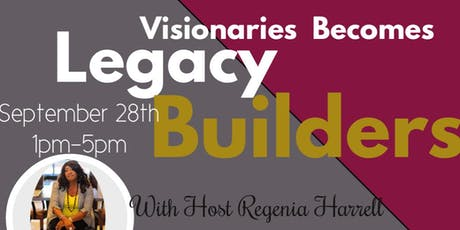 Legacy Builders  tickets